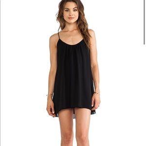 Show Me Your Mumu Trapeze Mini Dress